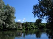 Парк Екатерингоф в Питере