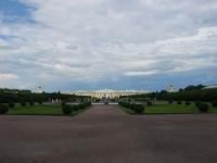 Петергоф, Верхник парк
