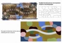 Графический и колористический анализ картины мастера
