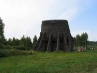 Гиперболоидная градирня. Автор Никола Полисский
