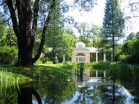 Павловск, Придворцовый район, Вольер (Птичник) (арх. Ч. Камерон, 1782-1784)