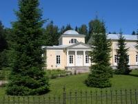 Павловск, Район Белая береза, Розовый павильон (арх. А. Ворохин, 1812)