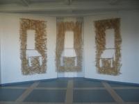 Выставка «12 стульев». Триптих