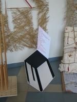 Выставка «12 стульев». «Стул наизнанку» Наталья Чердакли