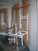 Выставка «12 стульев». «Стул - марионетка» Яна Коробова