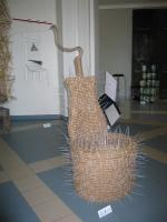 Выставка «12 стульев». «Сколько веревочке не виться…» Сергей Ефимов, Соковнина Светлана