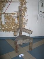 Выставка «12 стульев». «Стул Винтика и Шпунтика» Лаврентьева Ольга