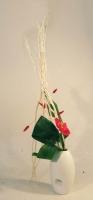 Праздничная композиция в вазе