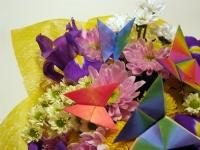 Детский букет «Бабочки»