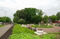 Парк уверенно преображается. «Зеленая неделя» 2012 в Парке Горького.