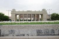 «Зеленая неделя» 2012 в Парке Горького.