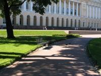 Санкт-Петербург. Михайловский сад.