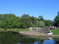 Санкт-Петербург. Таврический сад