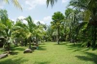 Сад пальм