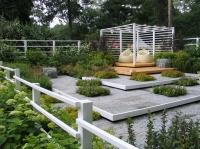 Фестиваль «Сады и люди» 2014,  авторский сад «Сад Светланы Чижовой»б автор Светлана Чижова