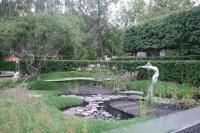 Этот сад представлял Россию на CHELSEA FLOWER SHOW 2016
