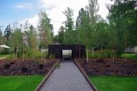 Сад «The black box garden