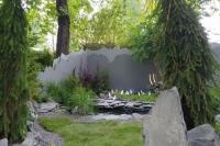 Малый сад «Сердце Леса». Автор Ростислав Григорьев