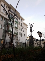 Сад Цветочного Джема 2018 «Кармен» Джеймс Бассон. Адрес Сквер Майи Плисецкой