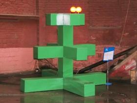Проект «Елка как арт-объект»