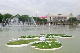«Зеленая неделя» в Парке Горького